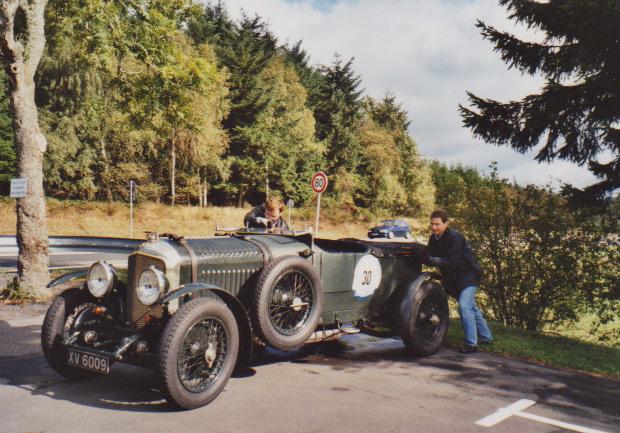 Bentley 4.5 Liter Le Mans
