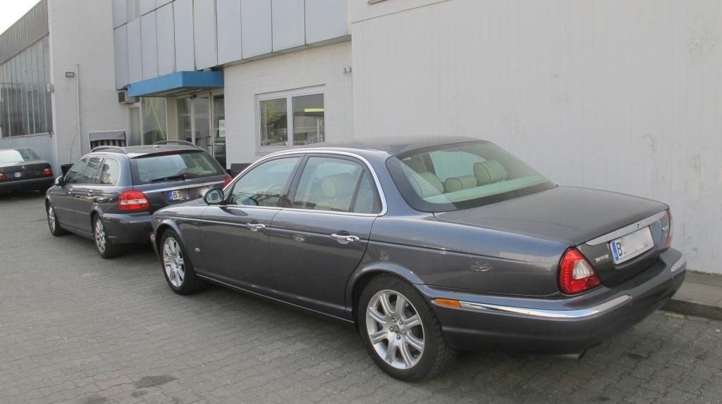 Jaguar X350 XJ